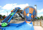 blue water ride