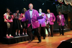 Doo Wop ensemble cast