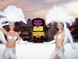 two showgirls and casino