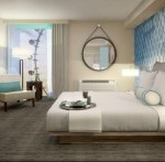 room interiors for Link hotel
