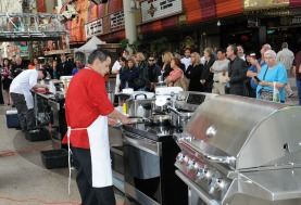 downtown LV food festival