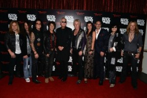line of of raiders of the rock vault