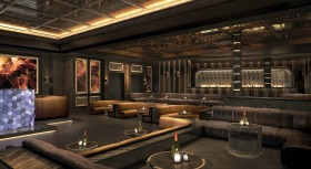 newly redocorated nightclub las vegas
