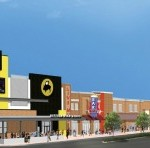 rendering of mall expansion