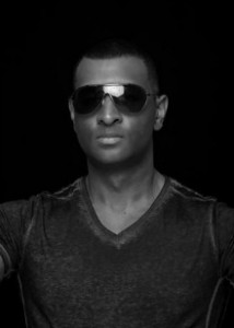 Indian man with shades