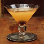 gold rush ginger cocktail