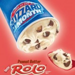ice cream rolo treat