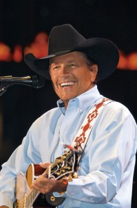 famous country singer Strait