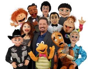Fator and all his puppets
