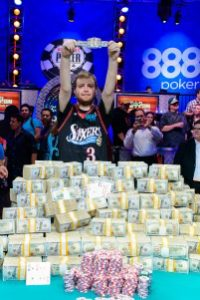 poker winner with millions of dollars