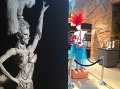 showgirl exhibit