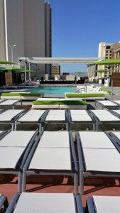 rooftop pool exterior