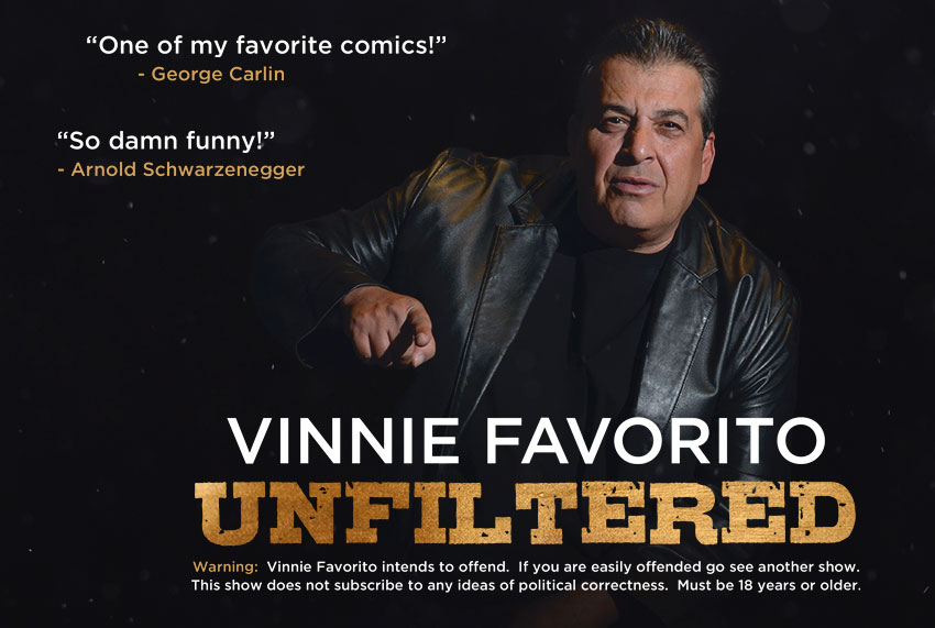 comedian poster