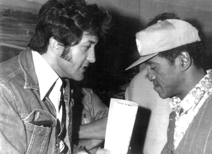 Nelson and Sammy Davis