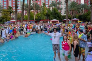 pool party group