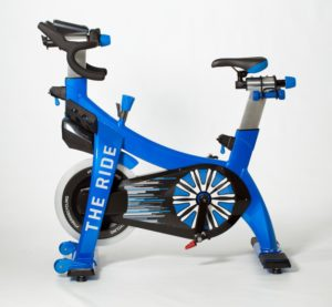 indoor exercise bicycle