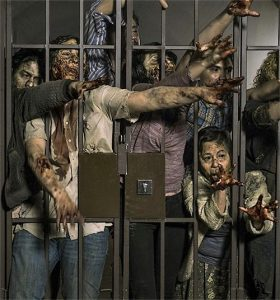 zombies in jail