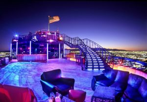rooftop nightclub