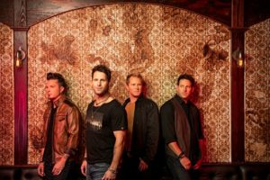 four country male singers