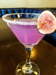 purple tini