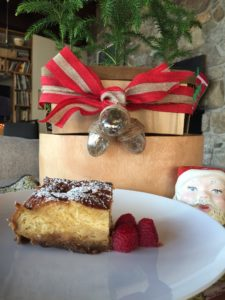 Christmas French toast