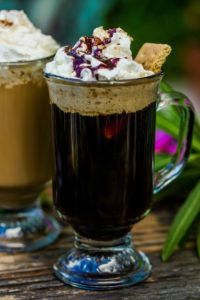 spiked coffee