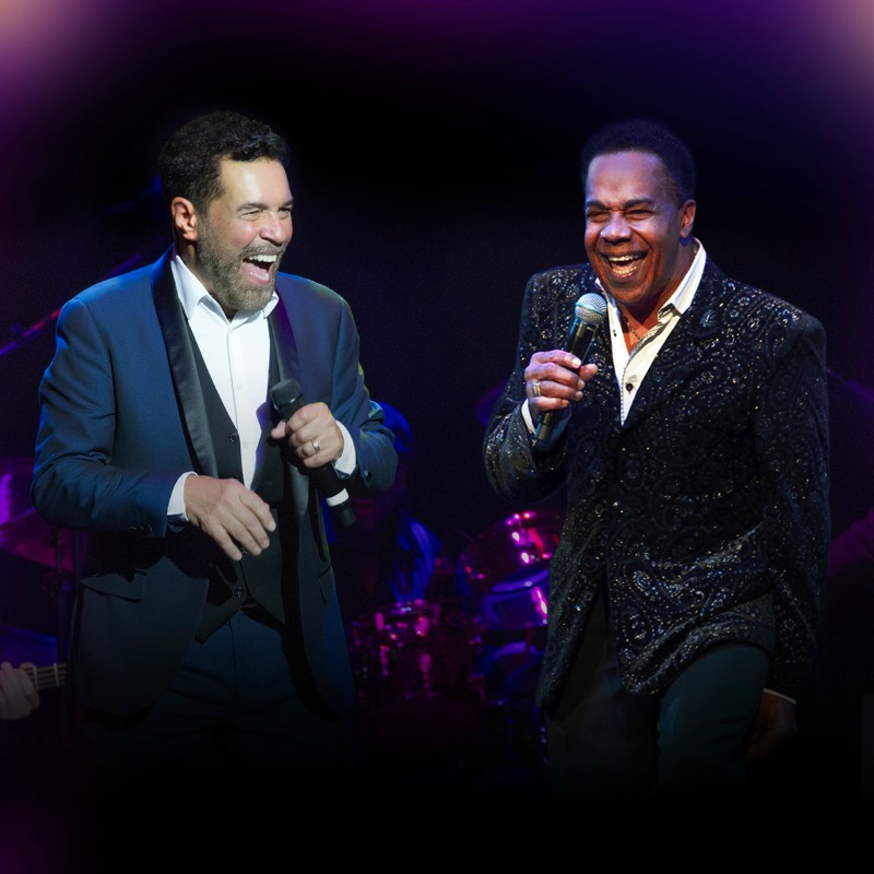 two male crooners