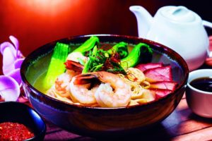 chinese shrimp soup