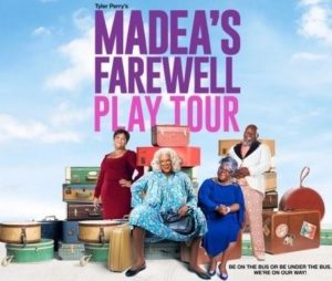 Theater poster Madea's