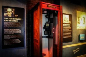 mobster phone booth