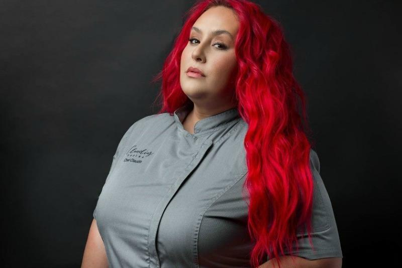 Vegas female chef