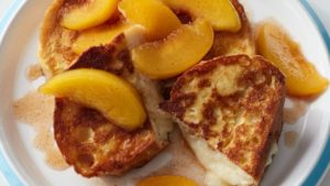 peachy French Toast