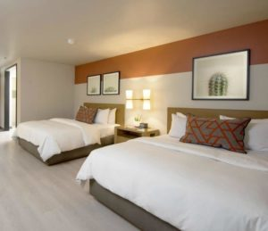 hotel remodel beds